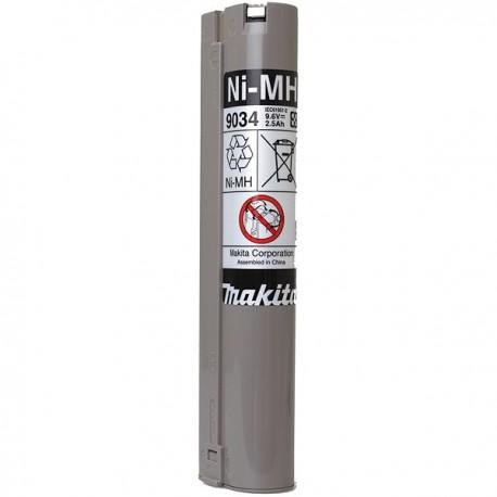 Batterie d'origine Makita Ni-Mh 9,6 V / 2,5 Ah - 9034