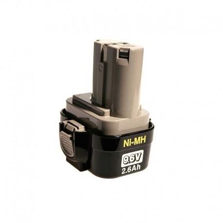 Batterie d'origine Makita Ni-Mh 9,6 V / 2,5 Ah - 9134