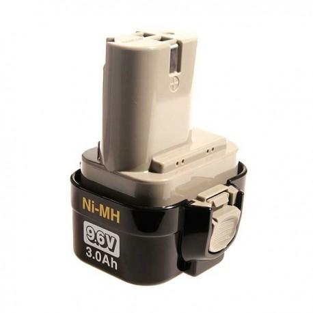 Batterie d'origine Makita Ni-Mh 9,6 V - 2,8 Ah - 9135