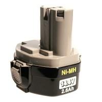 Batterie d'origine Makita Ni-Mh 14,4 V - 2,5 Ah - 1434