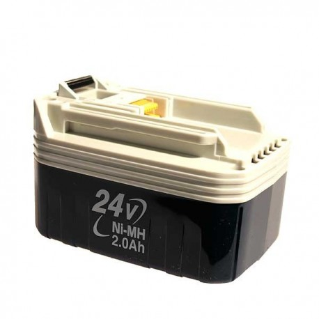 Batterie d'origine Makita Ni-Mh 24 V - 1,8 Ah - BH2420
