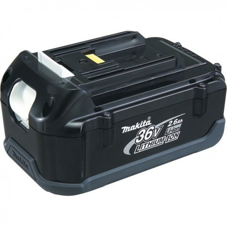 Batterie d'origine Makita Li-Ion 36 V / 2,6 Ah - BL3626