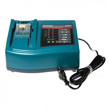 Chargeur rapide d'origine Makita Li-Ion, Ni-Mh 9,6 à 24 V - DC24SC
