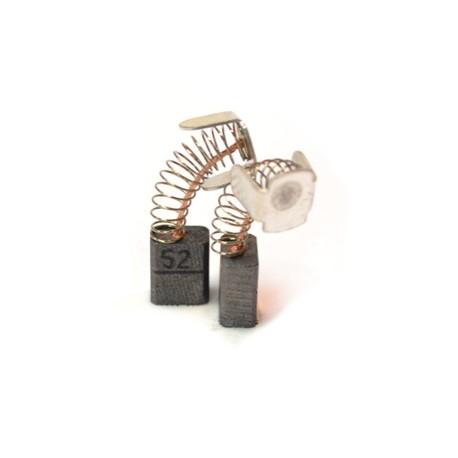 Charbon Makita pour grignoteuse JG1600S & JN1600SP, cisaille JS1660 & JS1670