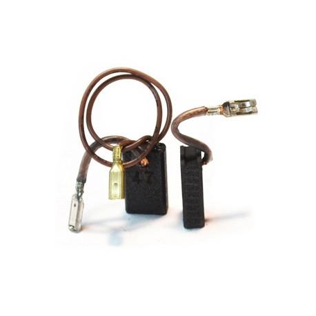 Charbon Bosch pour meuleuse GWS 14-125 C et GWS 14-150 C: avec rupteur