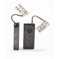 Charbon Bosch pour marteau GBH 3-28 E, GBH 3-28 FE, GSH 3, GSH 3 E: avec rupteur