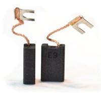 Charbon Black & Decker pour meuleuse P5703, P5706, P5902, PAG620: avec rupteur