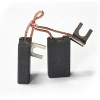 Charbon Black & Decker pour meuleuse P5901, P5911, PAG617, PAG618, PRO2000: avec rupteur