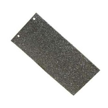 Patin graphite 423036-6 ponceuse Makita 9924DB 100 mm, Maktec M991