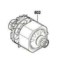 Moteur à courant continu GSR 18 V-LI, GSB 18 V-LI, BS 18-A