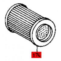 Filtre 447995 scie Festool CS 70 EB, CS 70 EBG, Precisio