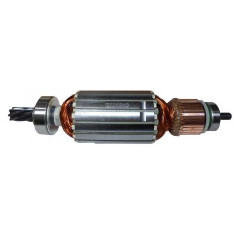 Induit 516922-9 pour marteau-piqueur Makita HM1810