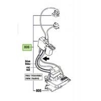 Interrupteur/Variateur 1 607 233 209 Bosch GBH 36 V-LI, GBH 36 VF-LI