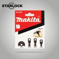 Lames bois et métal STARLOCK - Makita - B-67480
