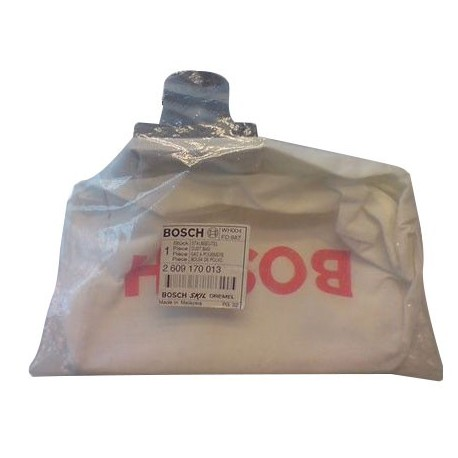 Sac à poussière rabot Bosch GHO & PHO