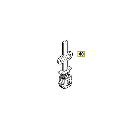 Tringle de course pour scie sauteuse Bosch PST 650 (3 603 D13 000) PST 670 L (3 603 D13 100)