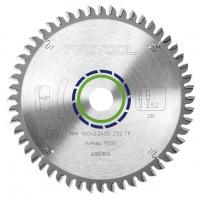 Lame scie circulaire Festool TS55 alu & plexiglass - 496306