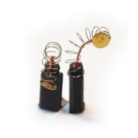 Charbon AEG pour FB8, GS330, KN1-25, KN1-5, KS1-2, KSS2-5, WS330 avec rupteur