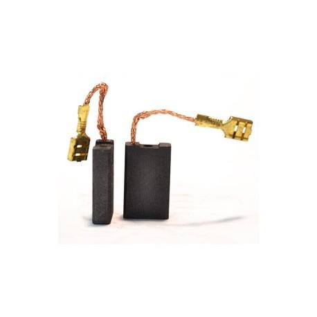 Charbon AEG meuleuse WS480, WS500, WS550 avec rupteur