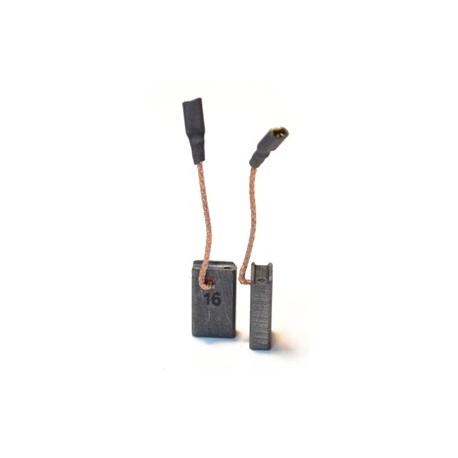 Charbon Protool meuleuse AGP 115, AGP 125, AGP 150 – avec rupteur