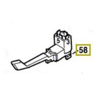 Inverseur Bosch GSB 18-2 RE, GSB 20-2 RE, GBH 2-20 SREP, BH 200 RE