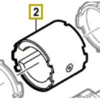 Aimant permanent Bosch GBH 36, GBH 24, GSA 18, GSA 24, GSA 36, GKS 18