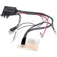 Interrupteur pour perforateur Makita BHR261, BHR262, BHR261T, BHR262T
