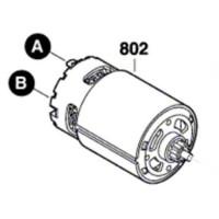 Moteur à courant continu Bosch 10,8V/12V