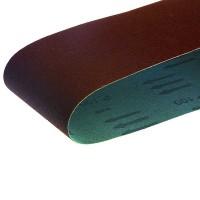 5 Bandes abrasives Makita 100 x 610 - GR 120 - Bois/Métal