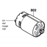 Moteur 2 607 022 838 visseuse Bosch GSR 10,8 V,GSR 10,8 V-LI