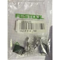 Charbons Festool 488920 - AP 85, AP 85 E, AP 85 EB, AP 88 E, AP 68 E, HK 85 EB