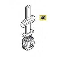 Tringle de course pour scie sauteuse Bosch PST 700 PE, PST 700 PEL