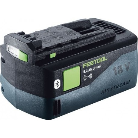 Batterie Festool Bluetooth 18V Li-Ion - 5,2 Ah - BP 18 Li 5,2 AS-ASI