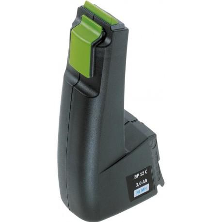 Batterie Festool 12 V - NiMh - 3 Ah - BP 12 C NiMH 3,0 Ah