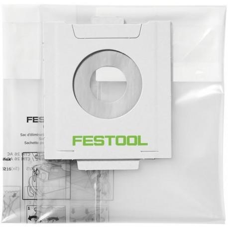 Sac 496216 pour aspirateur Festool CT 26 AC