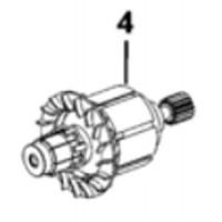 Induit/Moteur pour visseuse Dewalt DCD985 Type 10, DCD925 Type 10
