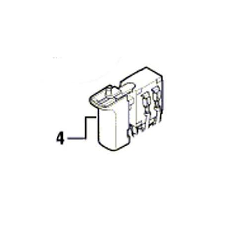 Interrupteur GBH 36 V-LI et GBH 36 VF-LI Plus