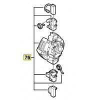 Porte charbon Bosch GSB 16 RE, GSB 19-2 RE, GSB 20-2 RE, GSB 21-2 RE