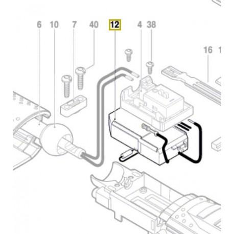Module électronique Bosch GOP 250 CE, GOP 2000 CE, GOP 300 SCE, GOP 30-28