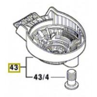 Couvercle de ventilateur pour marteau perforateur Bosch GBH 4-32 DFR
