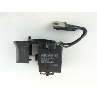 Interrupteur Makita 6505593 : 6319D, 6339D, 6349D, 8414D, 8434D, 8444D