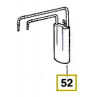 Condensateur antiparasite Bosch 2 607 329 096