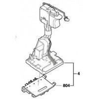 Interrupteur 1 607 233 480 Bosch GDR 18 V-LI, GDS 18 V-LI, GDX 18 V-LI