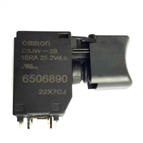Interrupteur 6506890 Makita BDF459 BTD129 DDF459 DDF483D HP332D TD111D