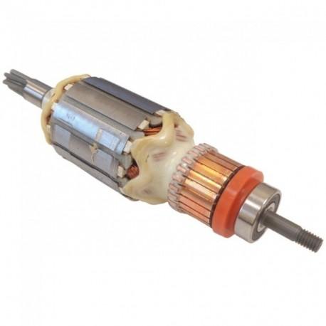 Induit 513633-7 pour perforateur Makita HR4001C, HR4010C, HR4011C