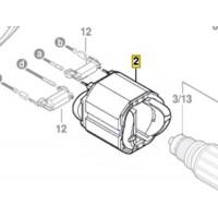Inducteur Bosch 1 614 220 193 pour PBH 3000-2 FRE, PBH 2900 FRE