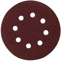 10 Disques abrasifs Makita P-43577 diamètre 125mm - Grain 120