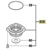 Flasque de palier Bosch 1 617 000 6B3 : GWS 18 V-LI, GWS 18-125 V-LI