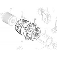 Pignons/boite de vitesse 126098-0 Makita : BDF448 BDF458 DDF448 DDF458