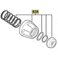 Mandrin 2 610 Z05 690 perforateur Skil : 1766 (F 015 176 601)